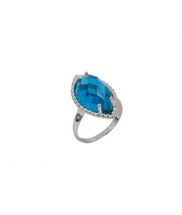 Anillo plata Cocktail (BH171)