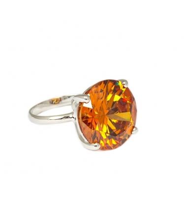 anillo naranja
