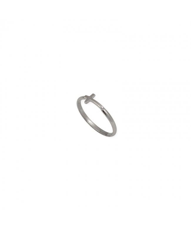 Anillo plata abierto inf (BH189)
