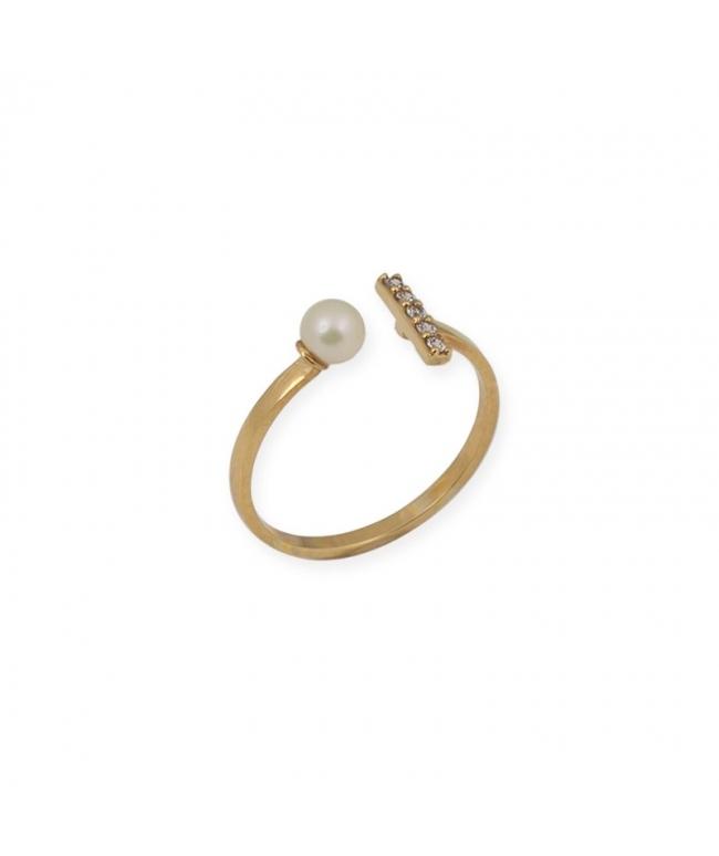Pendientes plata espiral círculo (BH196)