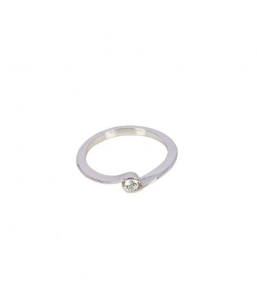 anillo de plata barato