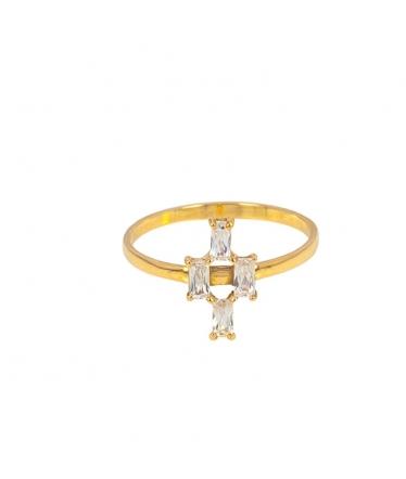 anillo de oro