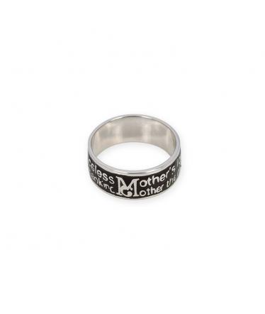 anillo madre