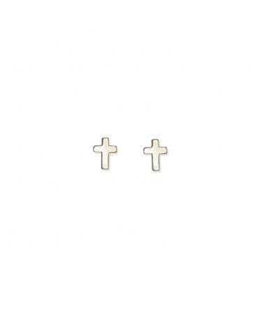 Pendientes de cruz
