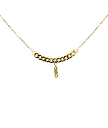 Colgante cadena de oro