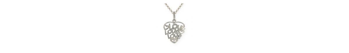 Colección  de pendientes colgantes y anillos de Bravo Heart